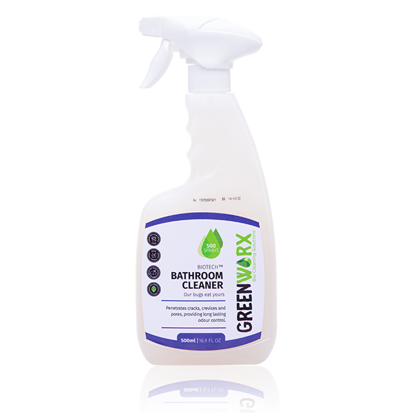 Biotech Bathroom Cleaner | Greenworx